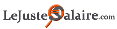 LeJusteSalaire.com Logo