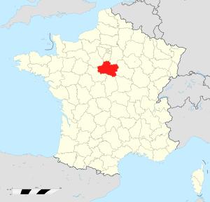 Salaire moyen loiret for Region du loiret